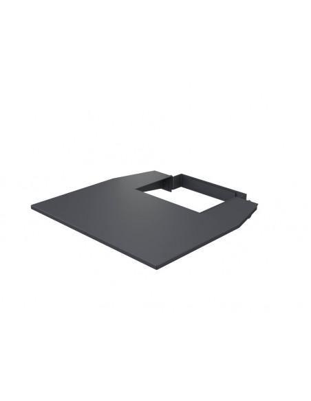 Multibrackets Front Shelf for Motorized Public Floorstands 160kg Multibrackets 7350073734863 - 3