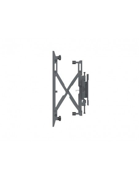 Multibrackets M Wallmount Pro MBW3x2U Push In Pop Out Black Multibrackets 7350073735006 - 5