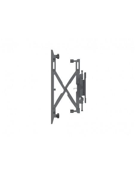 Multibrackets M Wallmount Pro MBW3x3U Push In Pop Out Black Multibrackets 7350073735013 - 5