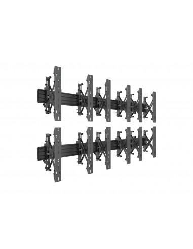 """Multibrackets 5044 kyltin näyttökiinnike 139.7 cm (55"""") Musta Multibrackets 7350073735044 - 1"""