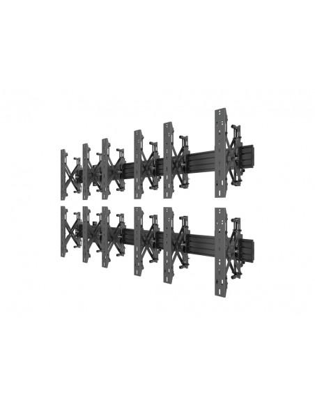 """Multibrackets 5044 fäste för skyltningsskärm 139.7 cm (55"""") Svart Multibrackets 7350073735044 - 3"""