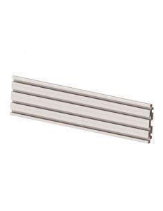 Multibrackets M Pro Series - Single Screen Rail 48cm Silver Multibrackets 7350073735099 - 1