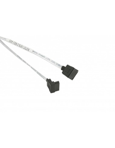 Supermicro CBL-SAST-0641 SATA-kablar 0.45 m Vit Supermicro CBL-SAST-0641 - 1