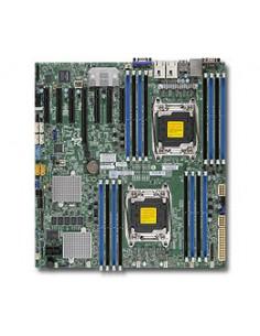 Supermicro MBD-X10DRH-CT-O palvelimen/työaseman emolevy LGA 2011 (Socket R) ATX Intel® C612 Supermicro MBD-X10DRH-CT-O - 1