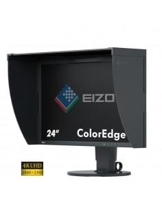"EIZO ColorEdge CG248-4K LED display 60.5 cm (23.8"") 3840 x 2160 pixels 4K Ultra HD Black Eizo CG248-BK - 1"