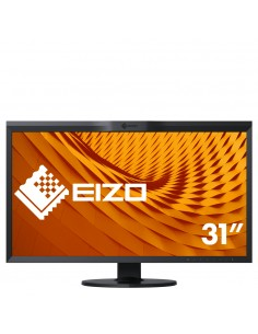 "EIZO ColorEdge CG319X LED display 79 cm (31.1"") 4096 x 2160 pixels 4K DCI Black Eizo CG319X - 1"
