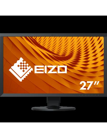 "EIZO ColorEdge CS2731 LED display 68.6 cm (27"") 2560 x 1440 pikseliä Quad HD Musta Eizo CS2731 - 2"