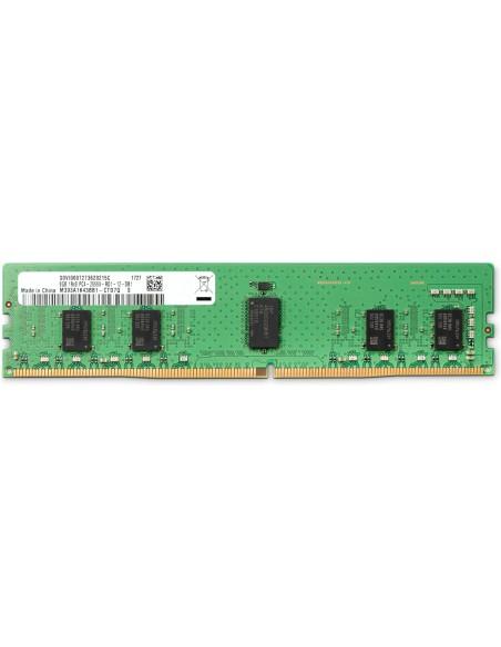 HP 8GB DDR4 2666MHz memory module 1 x 8 GB ECC Hp 1XD84AA - 2