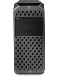 HP Z4 G4 W-2125 Mini Tower Intel Xeon W 32 GB DDR4-SDRAM 2256 HDD+SSD Windows 10 Pro Workstation Black Hp 3MB68EA#UUW - 1