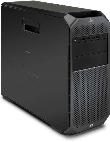 HP Z4 G4 W-2125 Mini Tower Intel® Xeon W 32 GB DDR4-SDRAM 2256 HDD+SSD Windows 10 Pro Arbetsstation Svart Hp 3MB68EA#UUW - 3