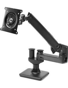 "HP Hot Desk 2nd Monitor Arm 68.6 cm (27"") Puristin Musta Hp W3Z74AA - 1"