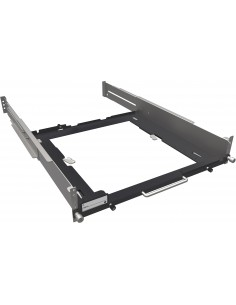 HP Z2/Z4 Depth Adjust Fixed Rail Rack Kit Hp W6D62AA - 1