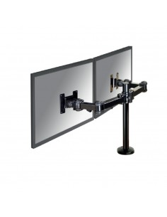 "Newstar FPMA-D960DG monitorin kiinnike ja jalusta 68.6 cm (27"") Musta Newstar FPMA-D960DG - 1"