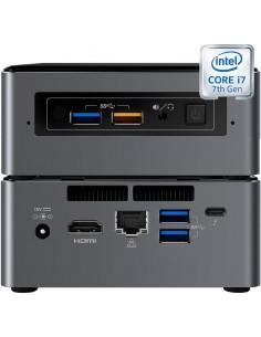 Vision VMP-7I7BNH digitaalinen mediasoitin Musta, Hopea Full HD 4096 x 2304 pikseliä Wi-Fi Vision VMP-7I7BNH/4/128 - 1