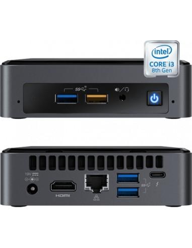 Vision VMP-8I3BEK digitaalinen mediasoitin Musta 128 GB 7.1 kanavaa Wi-Fi Vision VMP-8I3BEK/4/128 - 1