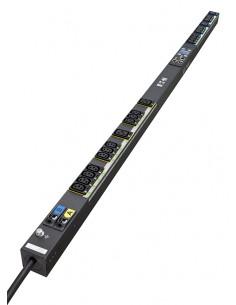 Eaton EMAB04 tehonjakeluyksikkö 24 AC-pistorasia(a) 0U Musta Eaton EMAB04 - 1