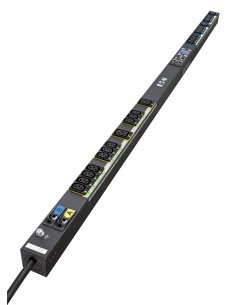 Eaton EMAB22 power distribution unit (PDU) 24 AC outlet(s) 0U Black Eaton EMAB22 - 1
