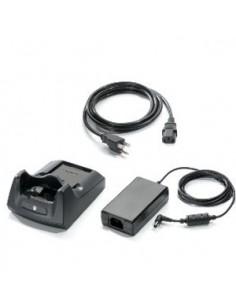 Zebra 1-Slot Cradle Kit Black Indoor Zebra CRD5500-100UES - 1