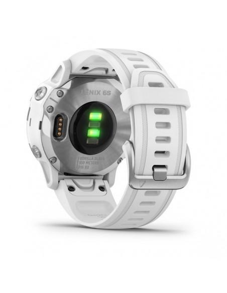 "Garmin fēnix 6S 3.05 cm (1.2"") 42 mm Black, White GPS (satellite) Garmin 010-02159-00 - 9"
