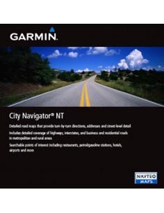 Garmin City Navigator Southeast Asia NT navigaattorin kartta Garmin 010-11652-00 - 1