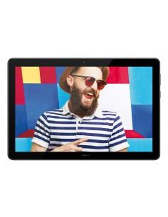 "Huawei MediaPad T5 4G LTE-TDD 16 GB 25.6 cm (10.1"") Hisilicon Kirin 2 Wi-Fi 5 (802.11ac) Android 8.0 Svart Huawei 53010DHL - 1"