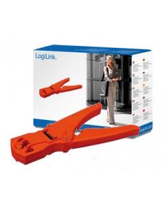 LogiLink Crimping tool Oranssi Logitech WZ0009 - 1