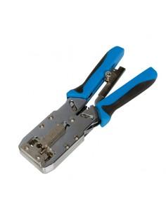 LogiLink WZ0035 johtopihdit Puristustyökalu Musta, Sininen Logitech WZ0035 - 1