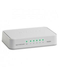 Netgear FS205 Unmanaged White Netgear FS205-100PES - 1