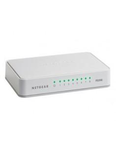Netgear FS208 Hallitsematon Valkoinen Netgear FS208-100PES - 1