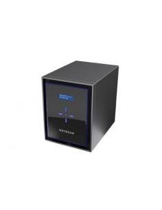 Netgear RN426 NAS Desktop Ethernet LAN Black Netgear RN426E4-100NES - 1