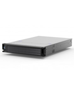 Netgear ReadyNAS 3312 NAS Teline ( 2U ) Ethernet LAN Musta E3-1225V5 Netgear RR3312G2-10000S - 1