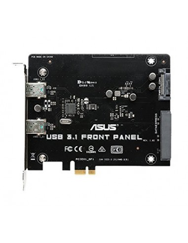 ASUS 90MC03C0-M0EAY0 interface cards/adapter Internal USB 3.2 Gen 1 (3.1 1) Asus 90MC03C0-M0EAY0 - 1
