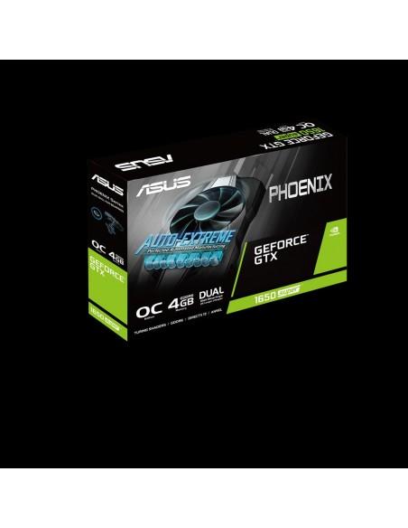 ASUS Phoenix PH-GTX1650S-O4G NVIDIA GeForce GTX 1650 SUPER 4 GB GDDR6 Asus 90YV0E40-M0NA00 - 3