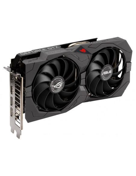 ASUS ROG -STRIX-GTX1650 -4GD6-GAMING NVIDIA GeForce GTX 1650 4 GB GDDR6 Asus 90YV0EI1-M0NA00 - 3