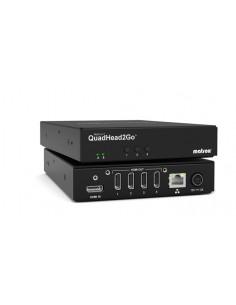 Matrox QuadHead2Go Q155 Multi-Monitor Controller Appliance / Q2G-H4K Matrox Q2G-H4K - 1
