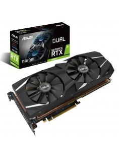 ASUS Dual -RTX2080TI-11G NVIDIA GeForce RTX 2080 Ti 11 GB GDDR6 Asustek 90YV0C43-M0NM00 - 1