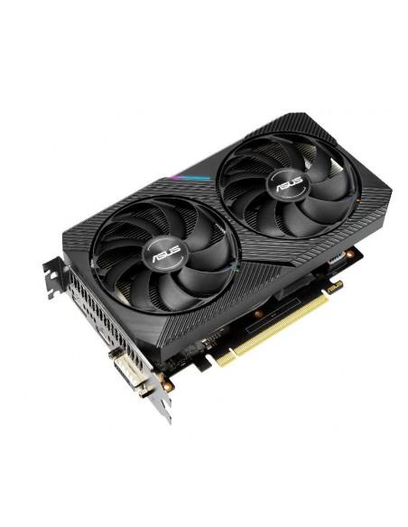 ASUS Dual -RTX2060-O6G-MINI NVIDIA GeForce RTX 2080 6 GB GDDR6 Asustek 90YV0CJ5-M0NA00 - 4