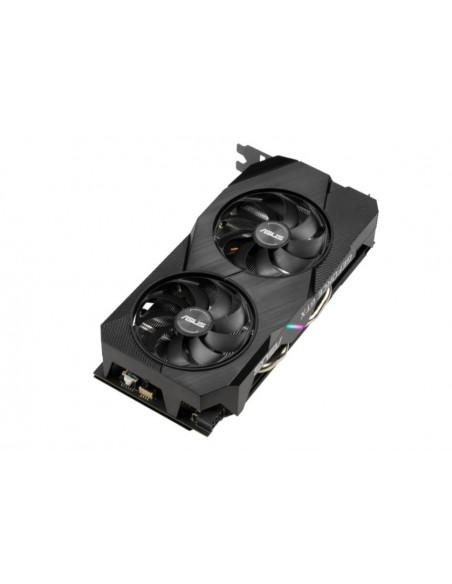 ASUS Dual -GTX1660TI-6G-EVO NVIDIA GeForce GTX 1660 Ti 6 GB GDDR6 Asustek 90YV0CR5-M0NA00 - 1