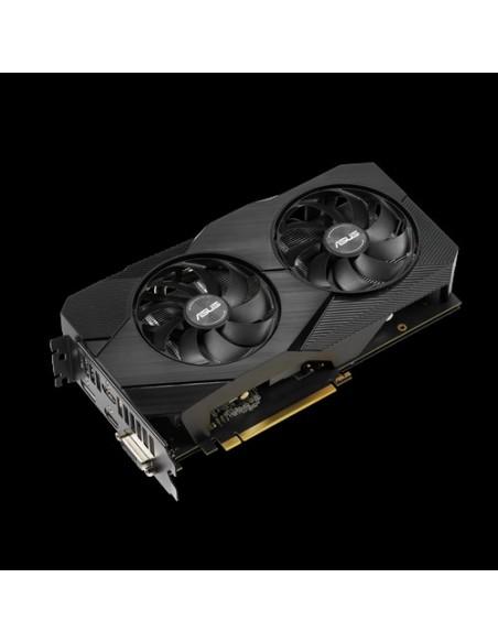 ASUS Dual -GTX1660TI-6G-EVO NVIDIA GeForce GTX 1660 Ti 6 GB GDDR6 Asustek 90YV0CR5-M0NA00 - 3