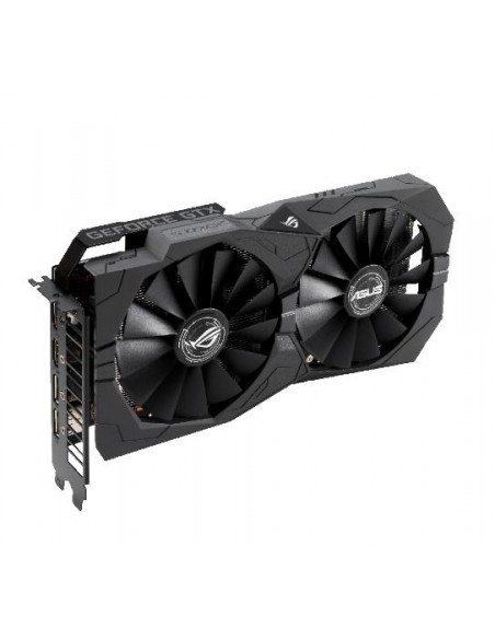 ASUS ROG -STRIX-GTX1650-4G-GAMING NVIDIA GeForce GTX 1650 4 GB GDDR5 Asustek 90YV0CX2-M0NA00 - 5