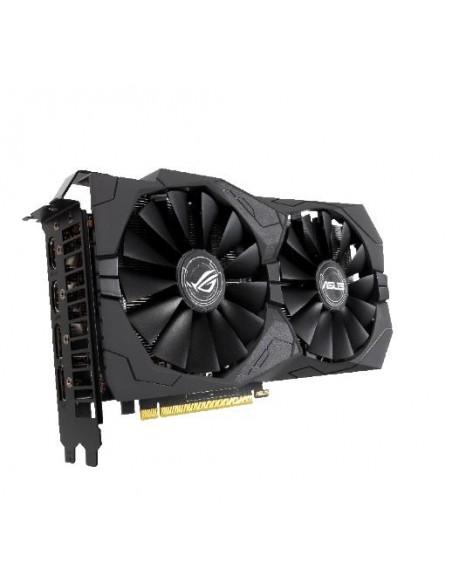 ASUS ROG -STRIX-GTX1650-4G-GAMING NVIDIA GeForce GTX 1650 4 GB GDDR5 Asustek 90YV0CX2-M0NA00 - 8