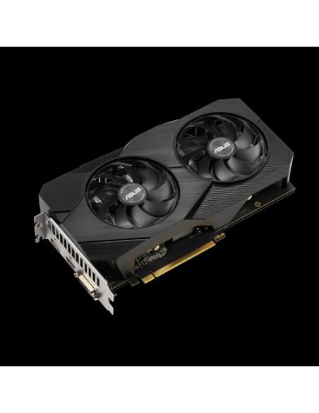 ASUS Dual -GTX1660-O6G EVO NVIDIA GeForce GTX 1660 6 GB GDDR5 Asustek 90YV0D11-M0NA00 - 3