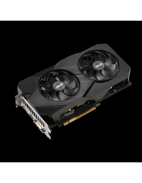 ASUS Dual GTX1660-6G-EVO NVIDIA GeForce GTX 1660 6 GB GDDR5 Asustek 90YV0D14-M0NA00 - 3