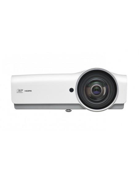 Vivitek DW882ST data projector Desktop 3600 ANSI lumens DLP WXGA (1280x800) Grey, White Vivitek DW882ST - 1