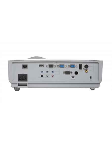 Vivitek DW882ST data projector Desktop 3600 ANSI lumens DLP WXGA (1280x800) Grey, White Vivitek DW882ST - 5