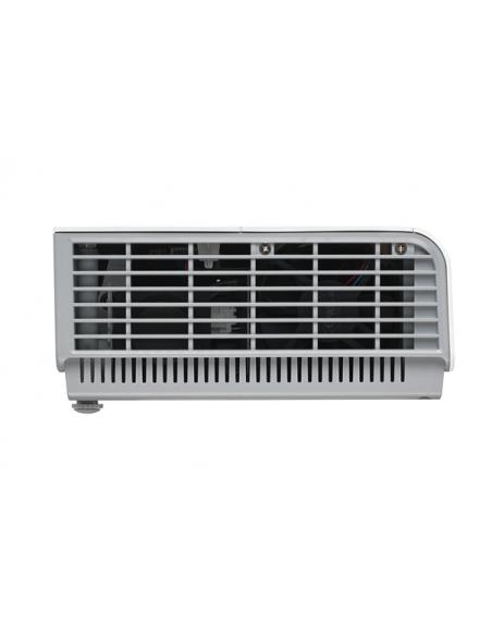 Vivitek DW882ST data projector Desktop 3600 ANSI lumens DLP WXGA (1280x800) Grey, White Vivitek DW882ST - 12