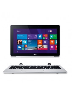"Acer Aspire Switch 11 SW5-111P-190Y Hybrid (2-in-1) 29.5 cm (11.6"") 1366 x 768 pixels Touchscreen Intel Atom® 2 GB LPDDR3-SDRAM"