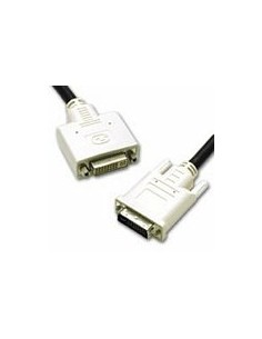 C2G 3m DVI-I M/F Dual Link Cable DVI-kabel Svart C2g 81185 - 1