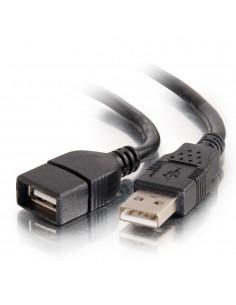 C2G 3 m USB 2.0 USB-kaapeli A Musta C2g 82108 - 1