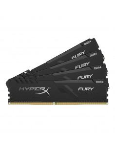 HyperX FURY HX424C15FB3K4/16 muistimoduuli 16 GB 4 x DDR4 2400 MHz Kingston HX424C15FB3K4/16 - 1
